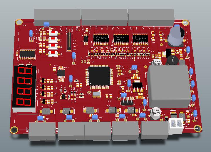 Mạch đọc cảm biến Siêu âm JSN-SR04T AGV,PLC,ARDUINO,MCU - Bán linh