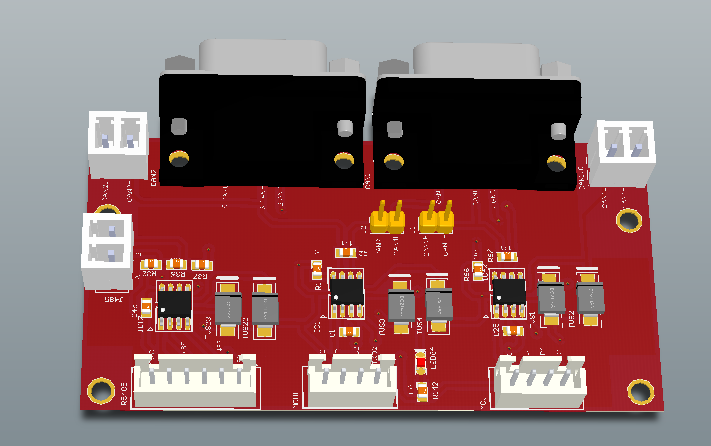 module can buss