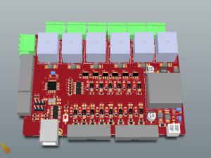 Arduino mini PLC